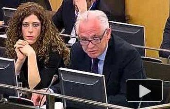 PSOE: José Miguel Camacho - Sobre Dereogación ley Organica de Seguridad Ciudadana
