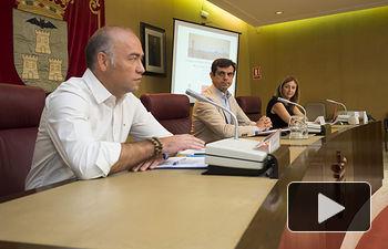 Presentación del análisis estratégico de la estructura empresarial de Albacete elaborado por la UCLM y el Ayuntamiento