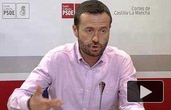 PSOE: Es lamentable que cuando se ha apagado el incendio...