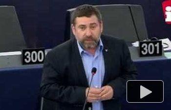 """Couso: """"La UE debe aparcar la equidistancia y ser firme con Israel"""""""