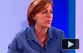 """Cospedal: """"Estamos a favor de España, del futuro, de la libertad y de la unidad"""""""