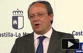 JCCM: Ruiz Molina informa sobre el Consejo de Política Fiscal y Financiera