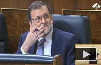 PSOE: Intervención de Pedro Sánchez en el Debate de Investidura de Rajoy