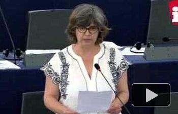 IU: López exige a la CE que recapacite y garantice el salario mínimo a transportistas internacionales