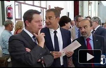 JCCM: Inauguración de la exposición 'Salvador Dalí y Don Quijote'