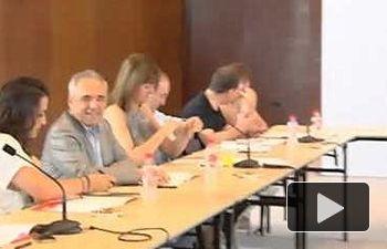 PSOE: Reunión del consejo de política federal en sevilla