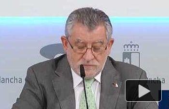 JCCM: Rueda de prensa del Consejo de Gobierno