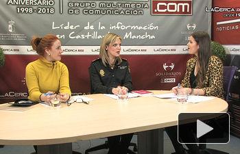 Nuevo programa que el Grupo Multimedia de Comunicación 'La Cerca' realiza en colaboración con la Unidad de Familia y Mujer de la Policía Nacional de Albacete (UFAM) para poner en valor el trabajo que realizan estas unidades en la lucha contra la violencia hacia las mujeres y a favor de la igualdad.