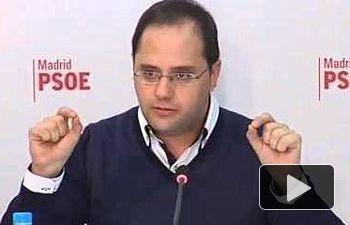 PSOE: César Luena participa en un encuentro con alcaldes de la Comunidad de Madrid
