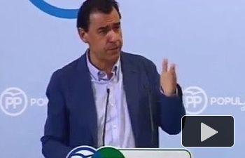 """Maillo: """"Sánchez está dispuesto a poner España patas arriba con tal de llegar a Moncloa"""""""