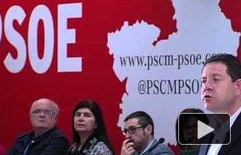 PSOE: Vamos a hacer la campaña más austera de nuestra historia...