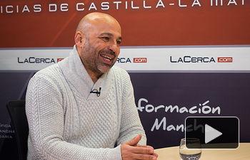 José García Molina, secretario General de Podemos Castilla-La Mancha