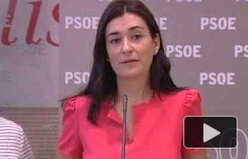 PSOE: Declaraciones de Carmen Montón sobre el acuerdo contra la violencia de género