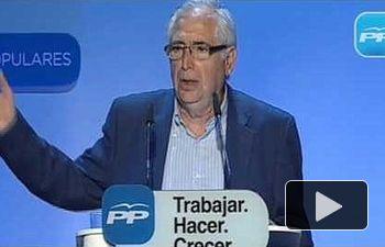 PP: Presentación de candidatos: Juan José Imbroda - Melilla