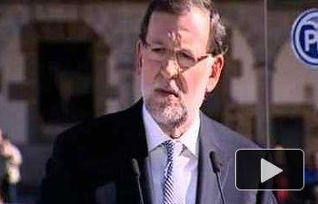 """Rajoy: """"La decisión del Parlament es un ataque a los sentimientos de millones de personas"""""""