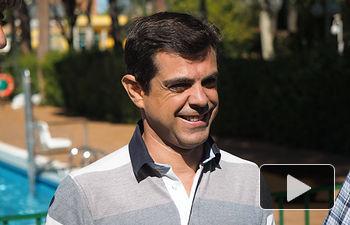 Javier Cuenca, alcalde de Albacete