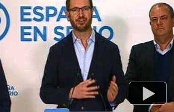 Maroto: El PP ofrece un acuerdo para que la gobernabilidad se pueda extender a CCAA o ayuntamientos