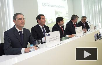 XXXIX Asamblea  General de FEDA.