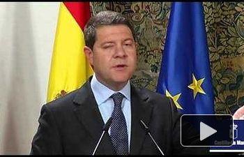 JCCM: Toma de posesión del nuevo consejero de Educación, Cultura y Deportes, Ángel Felpeto