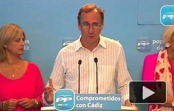 """PP: """"La recuperación en España ha llegado para quedarse porque el Gobierno apostó por las reformas"""""""