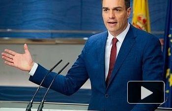 """Pedro Sánchez: """"El cambio se aplaza dos meses, pero llegará"""""""