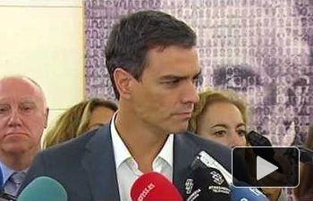 PSOE: Sánchez denuncia descoordinación, desgobierno y desamparo por el ébola