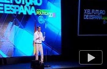 """PP: Intervención Juan Manuel Moreno  en la Conferencia Política """"X el futuro de España"""""""