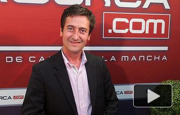 Ángel Ligero, candidato de Ciudadanos a la presidencia de Castilla-La Mancha.