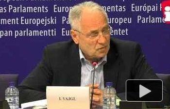IU: Rueda de Prensa con el ministro de Asuntos Exteriores de la República Árabe Saharaui Democrática