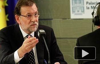 Rajoy subraya que su obligación es defender los intereses generales de España