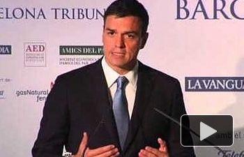 Pedro Sánchez: ha llegado la hora de reparar España
