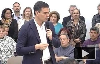 PSOE: Pedro Sánchez reitera su NO a la gran coalición