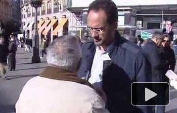 PSOE: Declaraciones de Antonio Hernando en Madrid