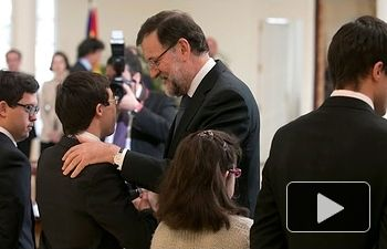 Moncloa: Convenio de colaboración entre Presidencia y la Fundación Síndrome de Down de Madrid