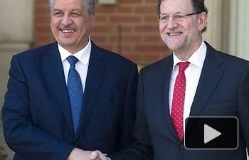 Rajoy y el primer ministro de Argelia presiden la VI Reunión de alto nivel Hispano-Argelina