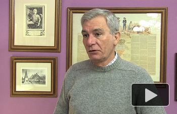 Antonio Selva, presidente del 'Instituto de Estudios Albacetenses Don Juan Manuel'.