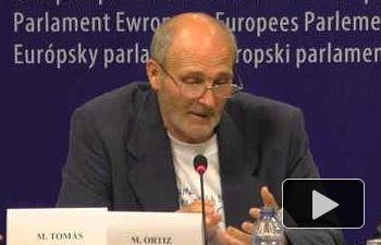 IU: Rueda de prensa de peticionarios relacionados con planes hidrológicos de cuenca
