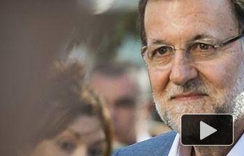 """Mariano Rajoy: """"España necesita dirigentes con ideas claras"""""""