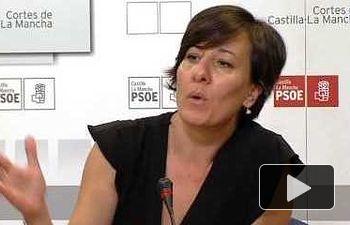 PSOE: Lamentable, Cospedal no ha dado la cara condenando los insultos del alcalde de Villares del Saz