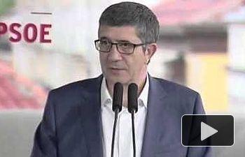 PSOE: Rajoy quiere sacarnos de la crisis para llevarnos a la pobreza