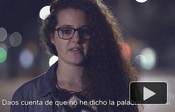 Captura pantalla  vídeo Sociedad Civil Catalana.