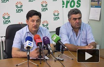 Julián Morcillo y Pedro González.
