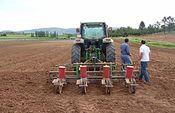 ASAJA CLM valora la ampliación del plazo para realizar las inversiones para jóvenes agricultores y planes de mejora. Foto: ASAJA CLM.