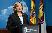 Soriano en el Pleno de las Cortes regionales 18-12-14. Foto: JCCM.