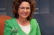 Carmen Riolobos, Senadora por Toledo y portavoz del PP de Castilla-La Mancha.