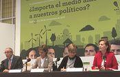 García Tejerina inaugura Congreso Periodismo Ambiental. Foto: Ministerio de Agricultura, Alimentación y Medio Ambiente