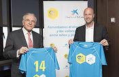 """La Fundación Cruyff y la Obra Social """"la Caixa"""" impulsan un proyecto para promover el deporte infantil y juvenil en zonas desfavorecidas"""