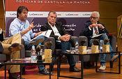 Joaquín Belmonte, Pedro Belmonte y Manuel Lozano
