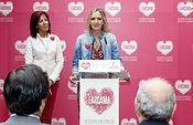 Carmen Casero en la inauguración de la XXXIV Edición de Farcama.