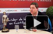 Emiliano García-Page, secretario general del PSOE de Castilla-La Mancha